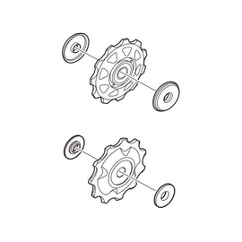 Kit Pulegge cambio Shimano XTR RD-M980