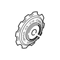 Pulegge cambio Campagnolo Record CHORUS 11V RD-RE900